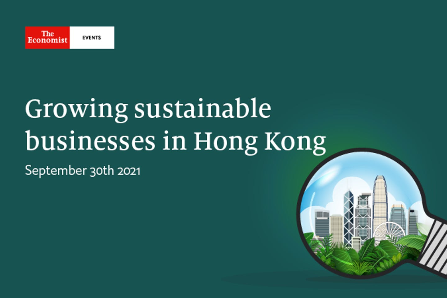Growing sustainable businesses in Hong Kong