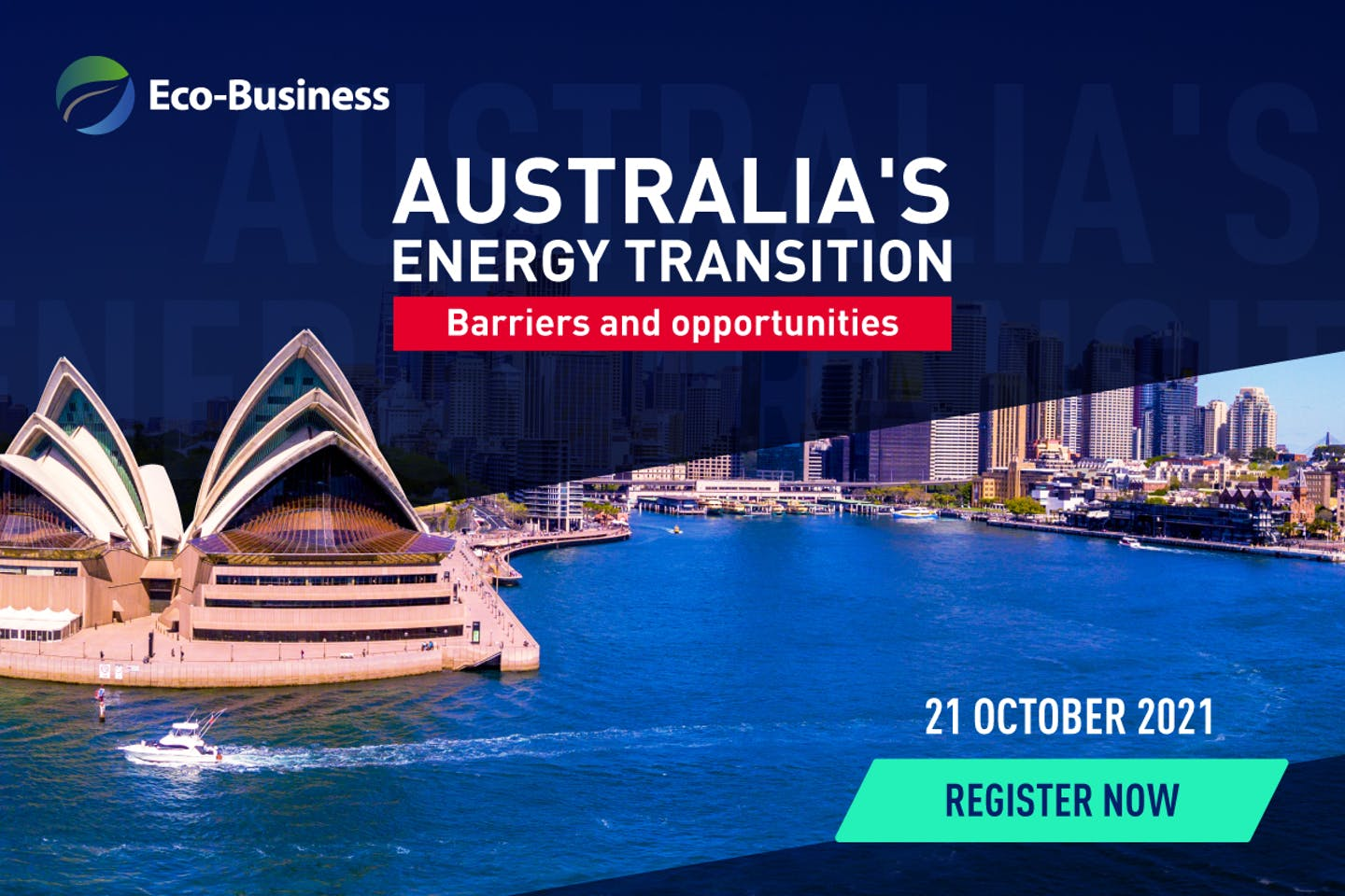 Australia's energy transition: barriers and opportunities