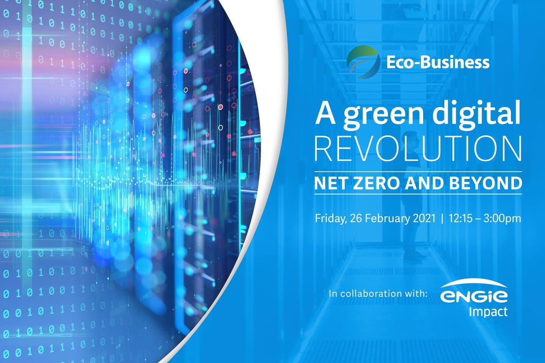 A green digital revolution: Net zero and beyond