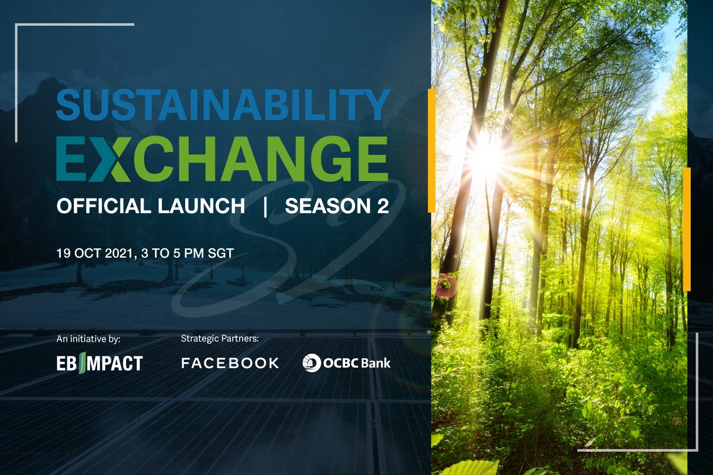 Official Launch of Sustainability Exchange Season 2