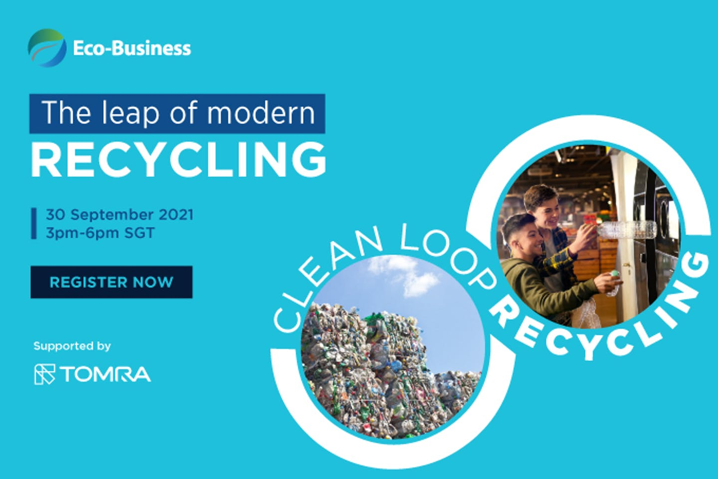 Resource transformation dialogue 2021: the leap of modern recycling