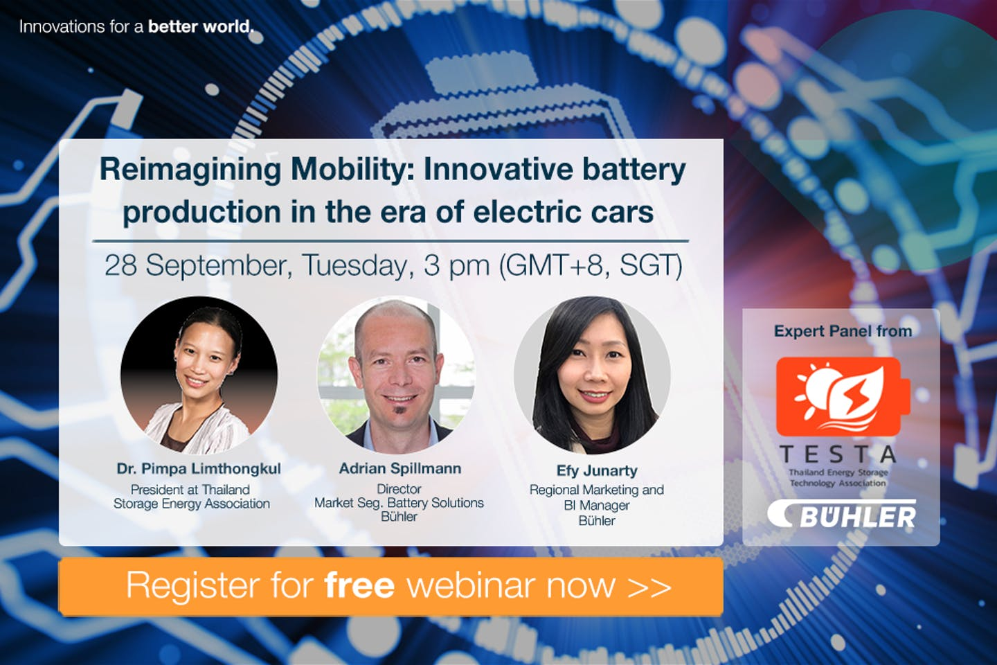 Reimagining mobility: Innovative battery production in the era of electric cars
