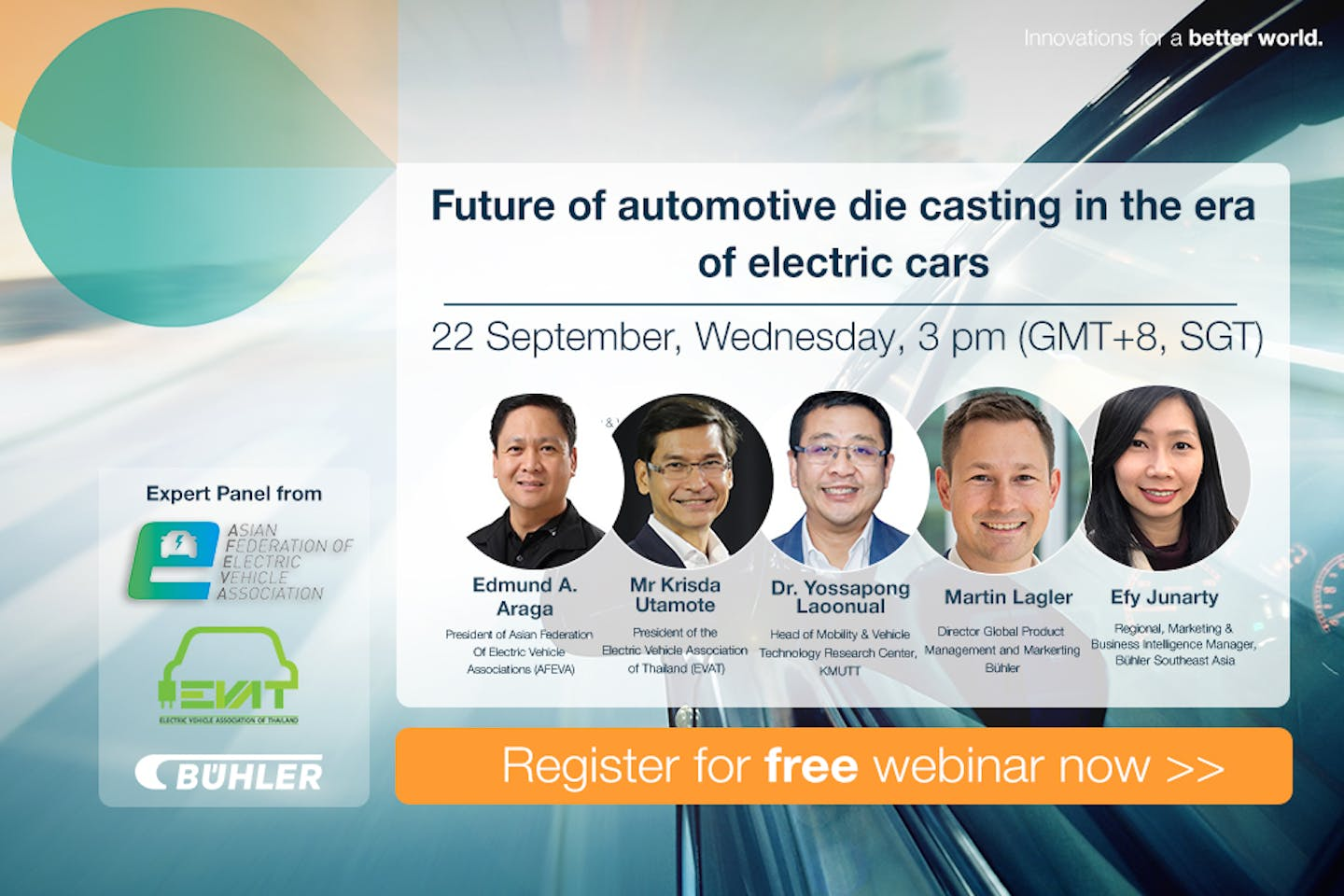 Reimagining mobility: Future of automotive die casting in the era of electric cars