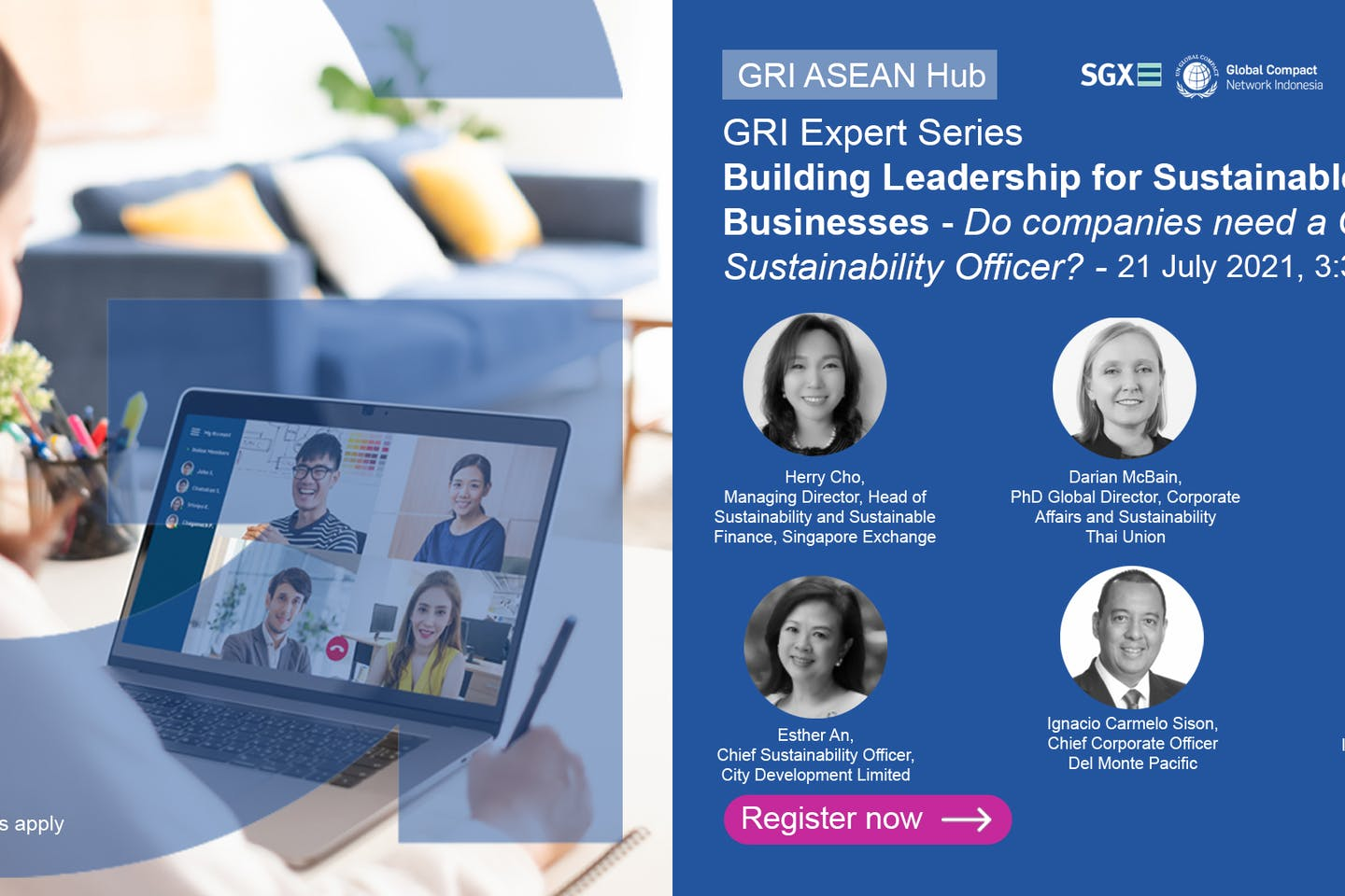 GRI Expert Series: Do companies need a Chief Sustainability Officer?