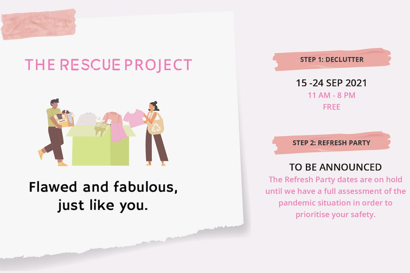 The Rescue Project