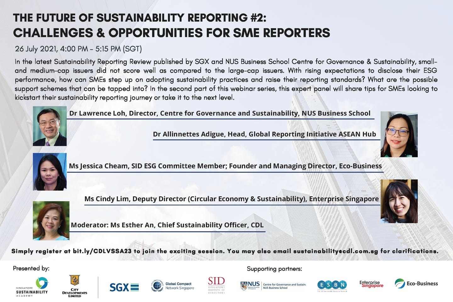 The future of sustainability reporting #2: Challenges & opportunities for SME reporters