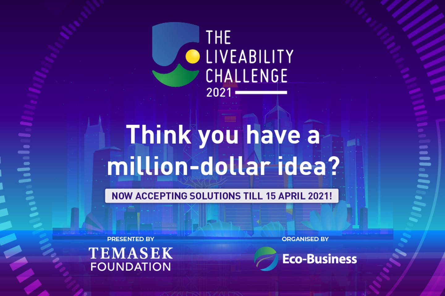 [Deadline Extended] The Liveability Challenge 2021 Submissions