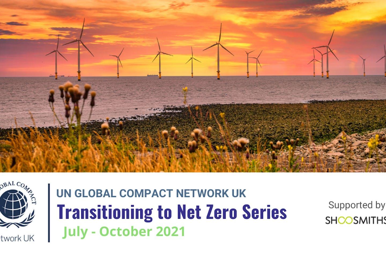 Transitioning to net zero webinar series