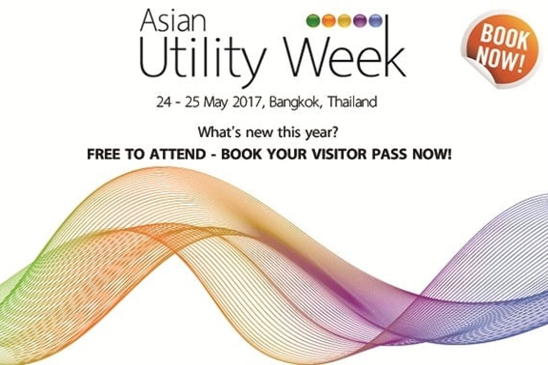 Asian Utility Week 2017
