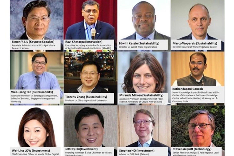 2020 International agriculture innovation conference webinar