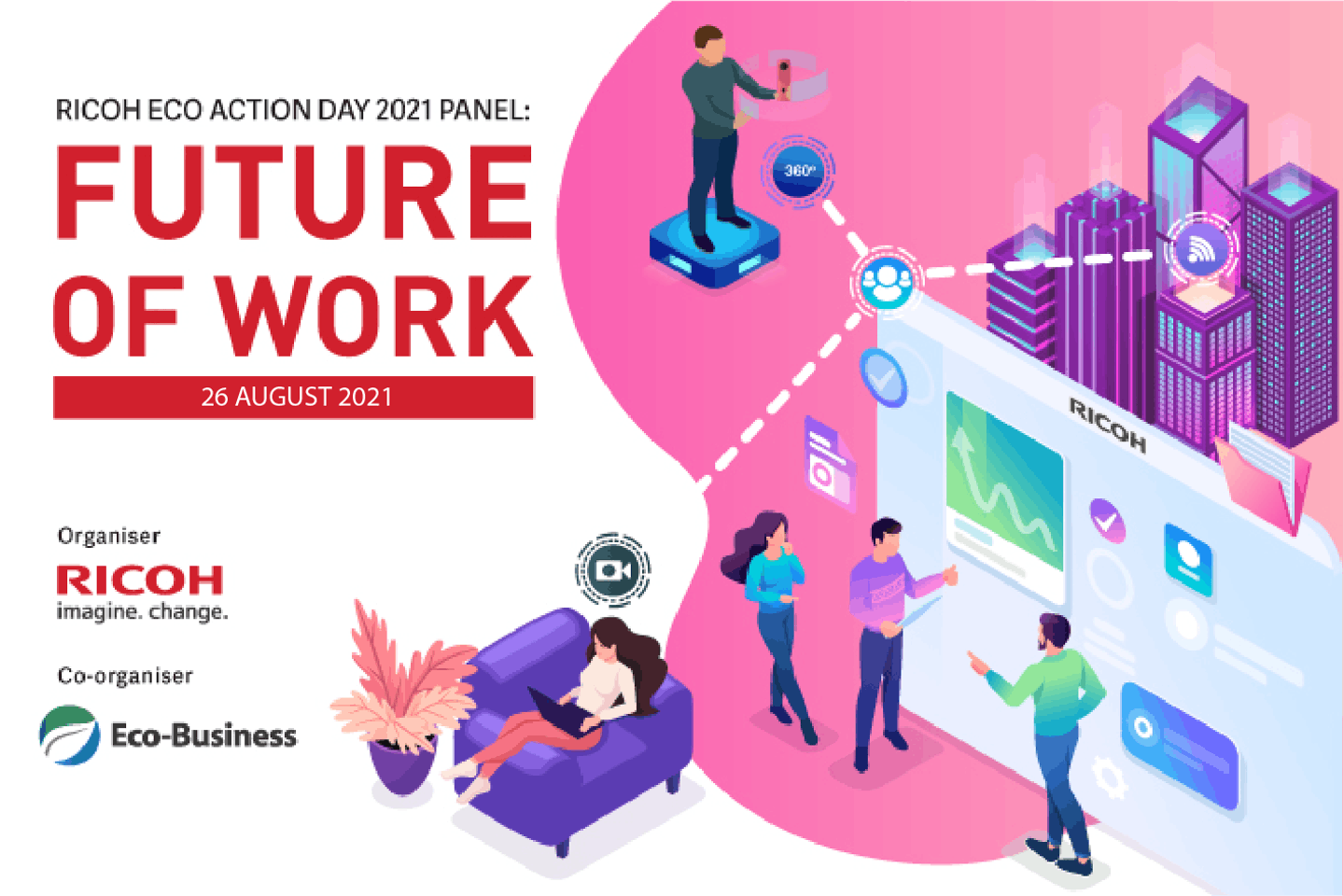 Eco Action Day 2021: The Future of Work