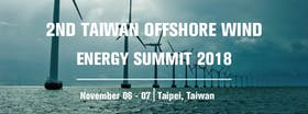 2nd Taiwan Offshore Wind Energy Summit 2018