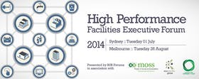High Performance Facilities Executive Management Forum