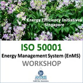 3-day ISO 50001 Class EnMS Workshop - Singapore