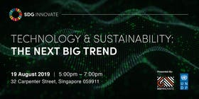 SDG Innovate: Technology & Sustainability – The Next Big Trend