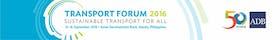 ADB Transport Forum 2016