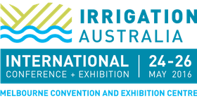 2016 Irrigation Australia International Conference and Exhibition