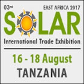 Solar Africa - Tanzania 2017
