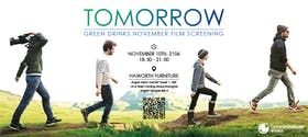 Tomorrow: Green Drinks November Film Screening