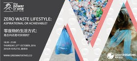 Zero Waste Lifestyle: Green Drinks October Forum