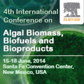 4th International Conference on Algal Biomass, Biofuels and Bioproducts