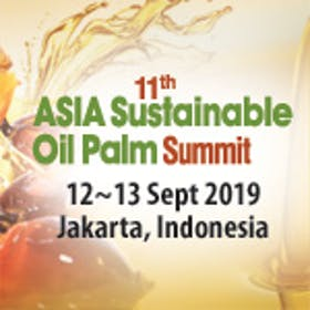 11th ASIA Sustainable Oil Palm Summit