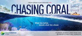 Chasing Coral: Green Drinks March Film Screening