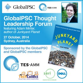 Recycling in a Global Economy – GlobalPSC Thought Leadership Forum