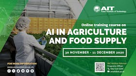AI in agriculture and food supply