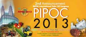 PIPOC 2013 - International Palm Oil Congress