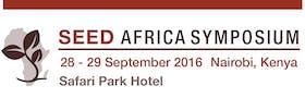 SEED Africa Symosium 2016