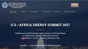 US-Africa Energy Summit 2017