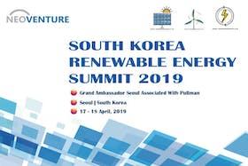South Korea Renewable Energy Summit 2019
