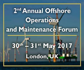 2nd Annual Offshore Wind Operations & Maintenance Forum