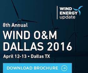 8th Annual Wind O&M Summit USA 2016