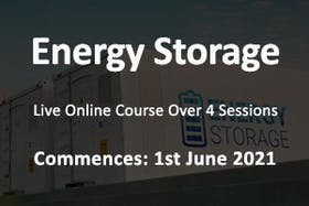 Energy Storage (Online Course)