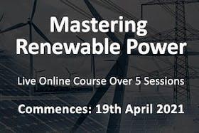 Mastering renewable power
