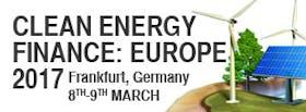 Clean Energy Finance Europe 2017