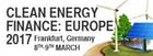 Clean Energy Finance Europe 2017
