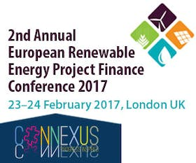 2nd Annual European Renewable Energy Project Finance Conference 2017