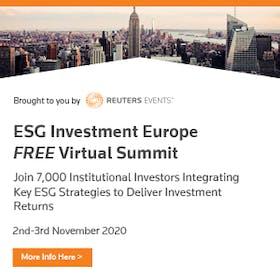 ESG Investment Europe Virtual Summit