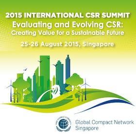 The 2015 International Singapore Compact CSR Summit