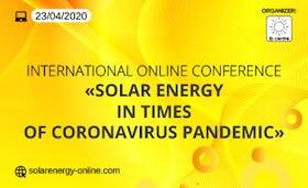 International Solar Energy Online Conference