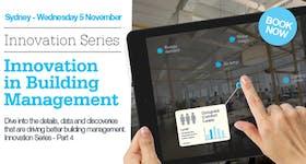 Innovation Series: Innovation in Building Management