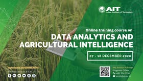 "Online training course on ""Data Analytics and Agriculture Intelligence"""