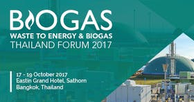 Waste to Energy & Biogas Thailand Forum 2017