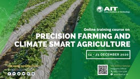 Precision farming and climate smart agriculture