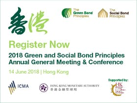 2018 Green and Social Bond Principles Annual General Meeting & Conference