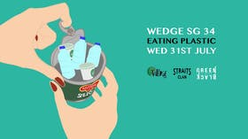 Wedge SG34: Eating Plastic (Documentary Screening + Panel Discussion)