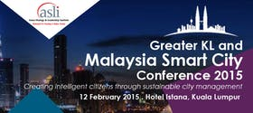 Greater KL & Malaysia Smart City Conference